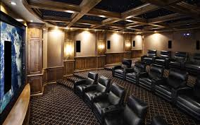 home theater lighting and design by dennis erskine home theater