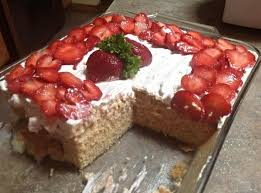 cook u0027s country tres leches cake wstrawberries recipe just a pinch