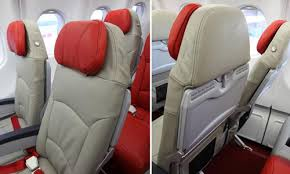 airasia review widest economy seats best leg room and premium economy seat recline