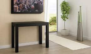 tavoli console console extensible se transforme en table pour 16 couverts lg
