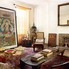 india plays the star in designer michael aram u0027s delhi home
