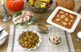 thanksgiving list of foods jenny steffens hobick plan your thanksgiving like a caterer