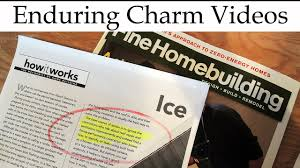 fine homebuilding misguided on ice dams youtube