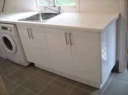 bunnings kitchen cabinet doors bunnings laundry trough cabinet memsaheb net