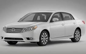 2011 toyota avalon information and photos zombiedrive