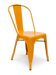 Plastic Bistro Chairs Metal Bistro Chair Orange Cottage Home