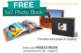 5x7 photo book free 5x7 photo book from walgreens today only become a coupon