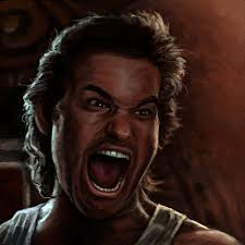 Big Trouble In Little China Meme - big trouble in little china jack burton by iproberserker on