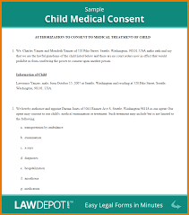 10 medical consent letter assistant cover letter