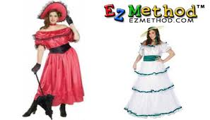 Halloween Costumes Southern Belle Halloween Ez Method