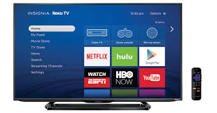the first 4k uhd insignia roku tv models available at best buy