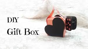 diy gift box card for valentines day valentines day ideas do
