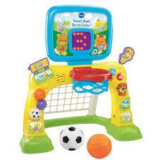 vtech smart shots sports center toys