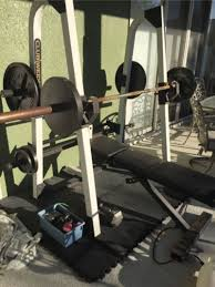 Squat Bench Rack For Sale Club Weider 350 Squat Weight Bench For Sale In Orlando Fl