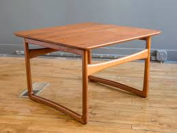 Teak Side Table Mid Century Modern Furniture Store In Boston And Cambridge