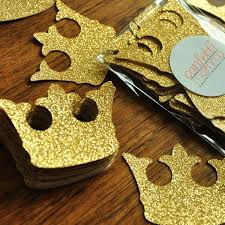 Royal Prince Decorations Royal Prince Birthday Party Supplies Little Prince Crown