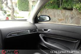 2000 Audi A6 Interior Ocarbon Audi A6 C6 Carbon Fiber Interior Trim For The A6 And S6