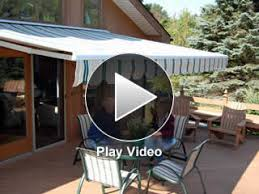 Roof Mounted Retractable Awning Retractable Awnings Deck U0026 Patio Awnings For Your Home