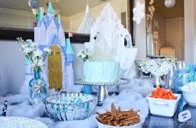 frozen birthday party anna