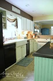 major kitchen remodel before u0026 after artsy rule