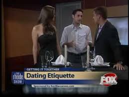 Blind Date Etiquette Dating Etiquette Youtube