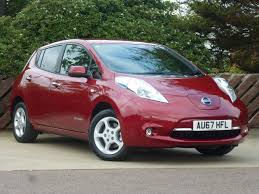 nissan hatchback used nissan leaf cars second hand nissan leaf
