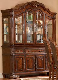 dining room hutches furniture traditional brown dining room hutch for your living