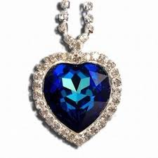 swarovski necklace blue stone images 101 best jewelry necklaces images fish gemstones jpg