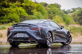 lexus lc aston martin 2018 lexus lc review roadshow