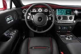 rolls royce wraith interior 2017 what else did you expect from rolls royce