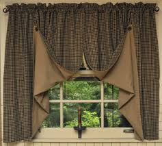 Hunter Green Kitchen Curtains by Best 25 Country Kitchen Curtains Ideas On Pinterest Country
