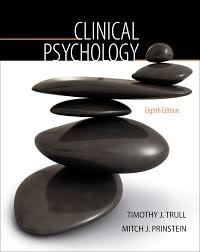 clinical psychology 8th edition 9780495508229 cengage