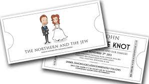 Jewish Wedding Invitations A Pronovias Bride For A U0027northerner U0026 The Jew U0027 Interfaith Jewish