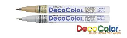 marvy decocolor paint markers