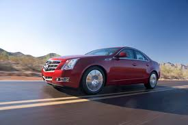 2011 cadillac cts sedan photo gallery autoblog