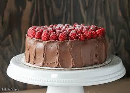 mocha raspberry cake bakerita