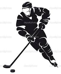 hockey silhouette clipart china cps
