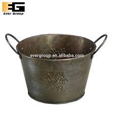 Metal Planter Box by Metal Planter Box Antique Style Flower Pot Buy Metal Planter