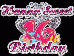7 best 16th birthday images on pinterest birthday cards