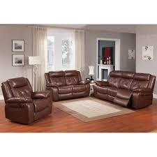 Cherry Brown Leather Sofa Ezhandui Com