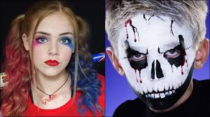 Easy Halloween Makeup For Men by 30 Halloween Makeup Ideas For Kids U0026 Teenagers With Tutorials