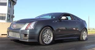 hennessey cadillac cts v for sale 2011 hennessey cadillac cts v v700 coupe runs 1 4mile in 11