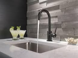 glossy black kitchenaucet superb chromeaucet collar handle