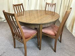 Retro Dining Table And Chairs Retro Dining Table Uk Unique Oak Extending Dining Table And Fabric