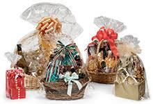 cello wrap for gift baskets clear cello bags