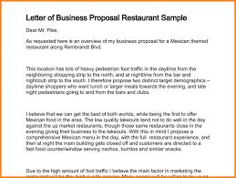 14 letter for business proposal quote templates