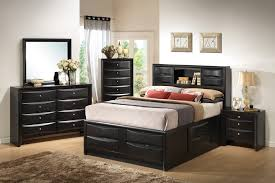 Bedroom Furniture Bookcase Headboard Coaster Furniture 202701q 200702 200703 4
