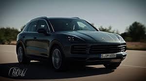 Porsche Cayenne Redesign - porsche cayenne 2018 newsflash youtube