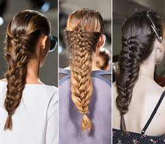 hair styles for spring 2015 spring 2015 braided hairstyles inspired from the runway fashionisers