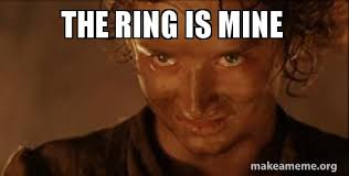 Mine Meme - the ring is mine kevin durant now like make a meme